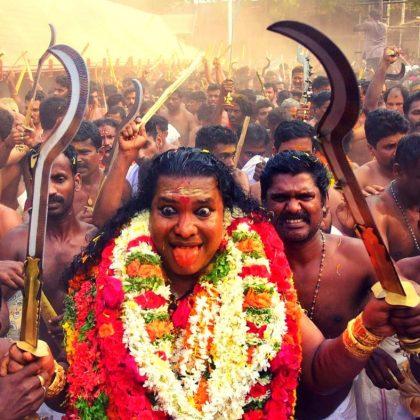 Strange festivals in India