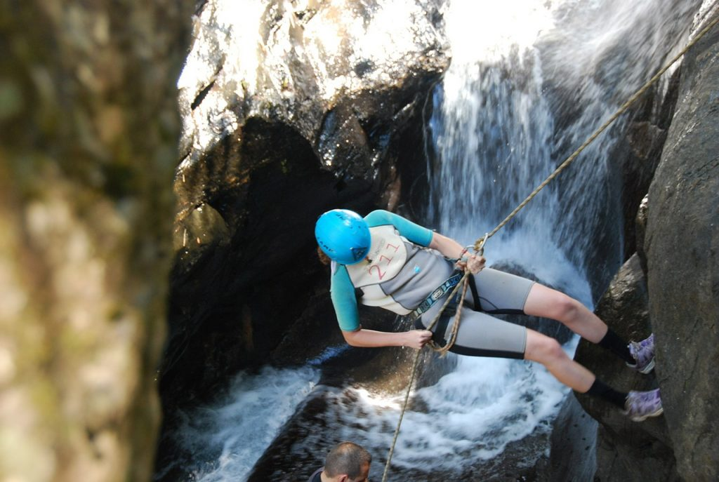 Places you can do Canyoning in India