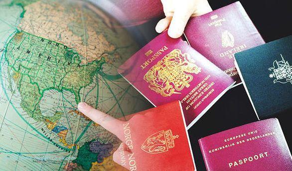 World's Top Ten Most Powerful Passports