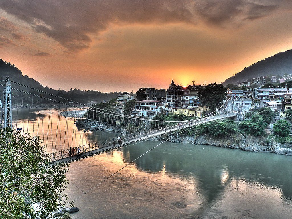 Hotels in Rishikesh under Rs 6,000