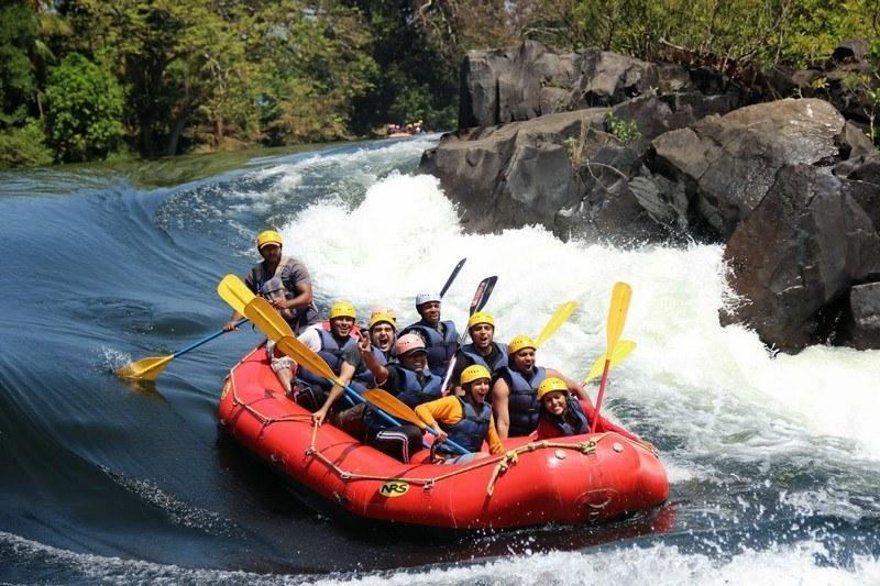 River Water Rafting in Dandeli