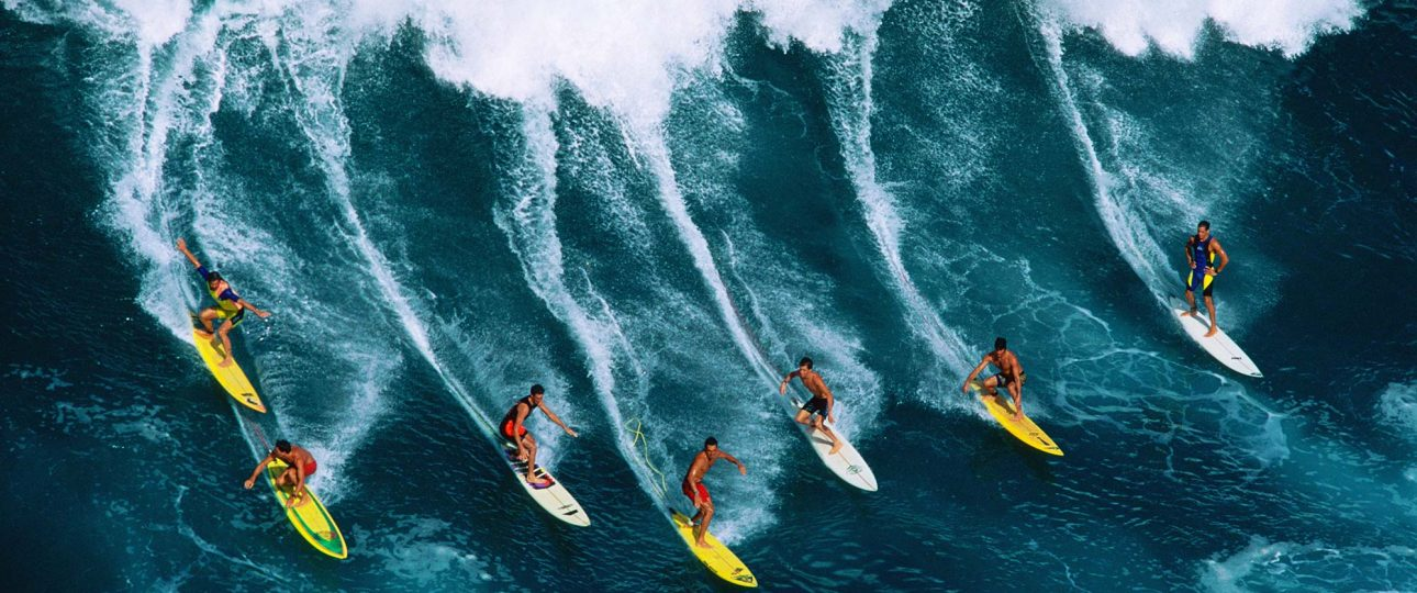 Places to do surfing in India