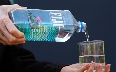 Fijian water