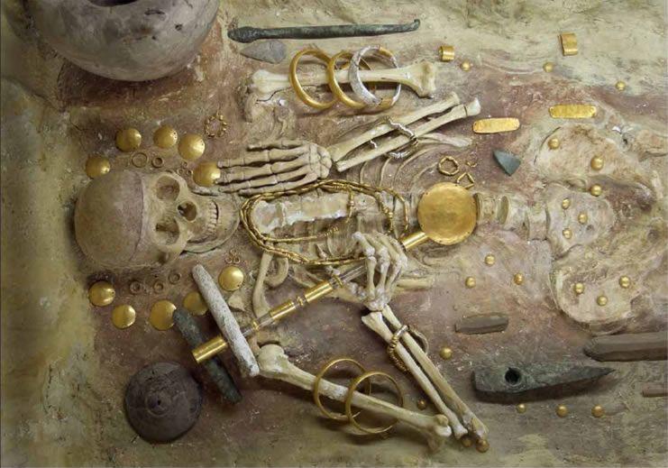 Варненский археологический музей Факты о Болгарии