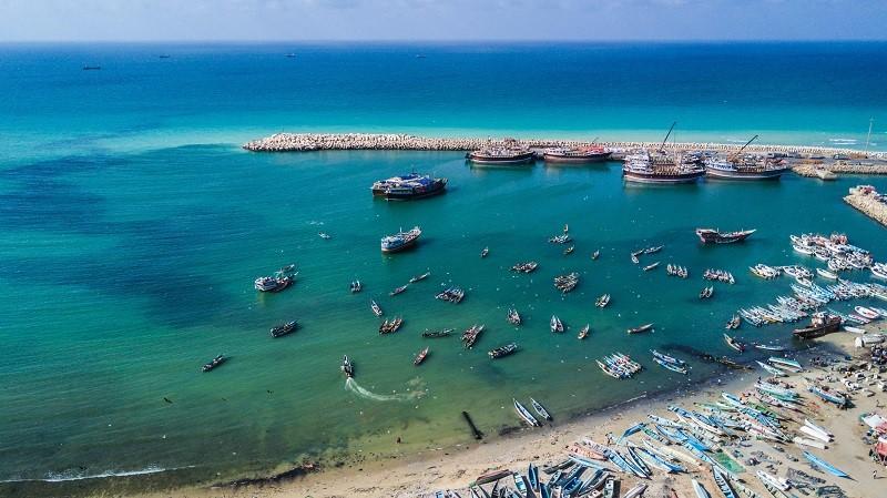somalia coastline