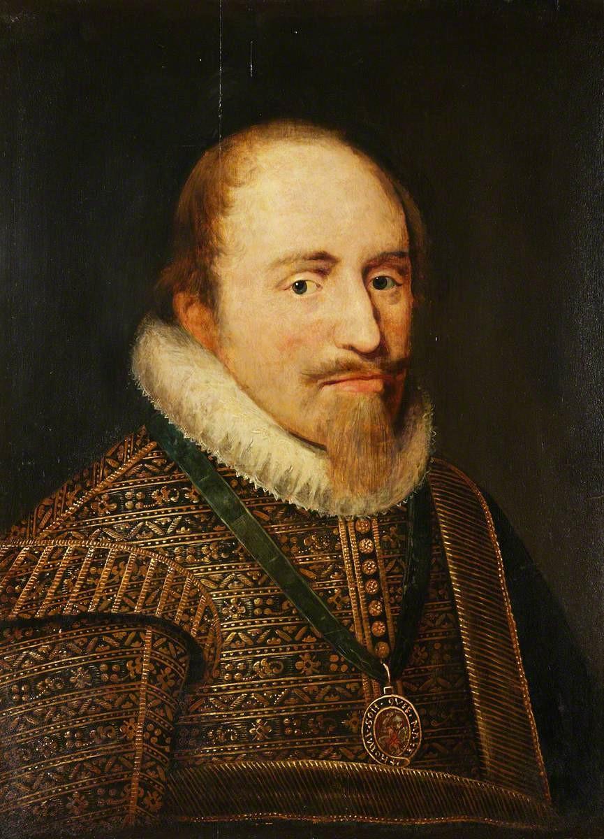 Prince Maurice Van Nassau