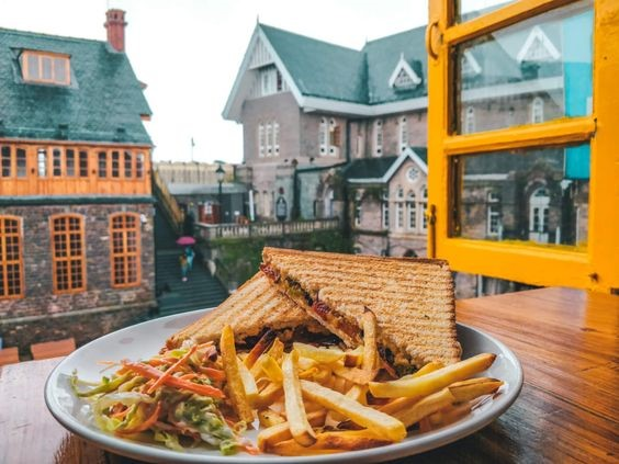 Best Cafes in Shimla - OnHisOwnTrip