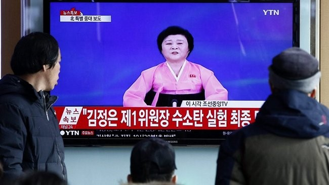 tv channels in north korea