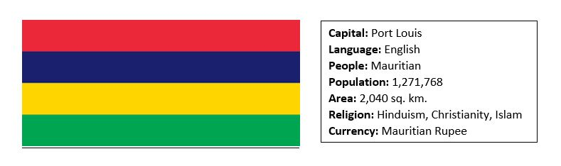 facts about mauritius