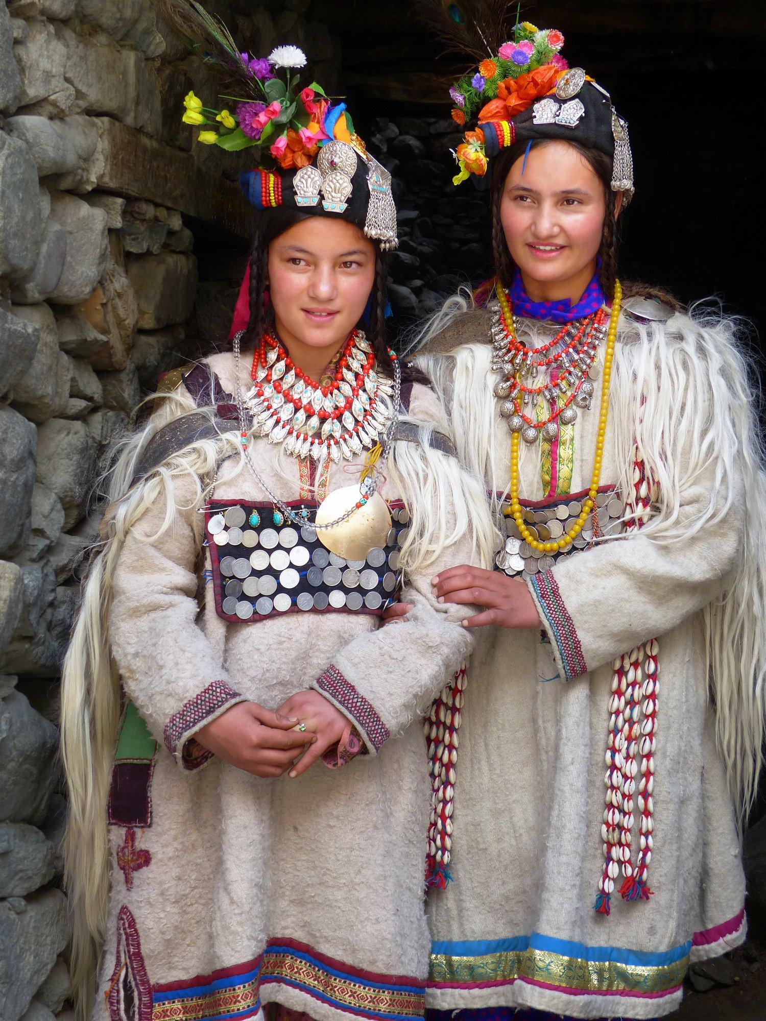 The Brokpa Tribe