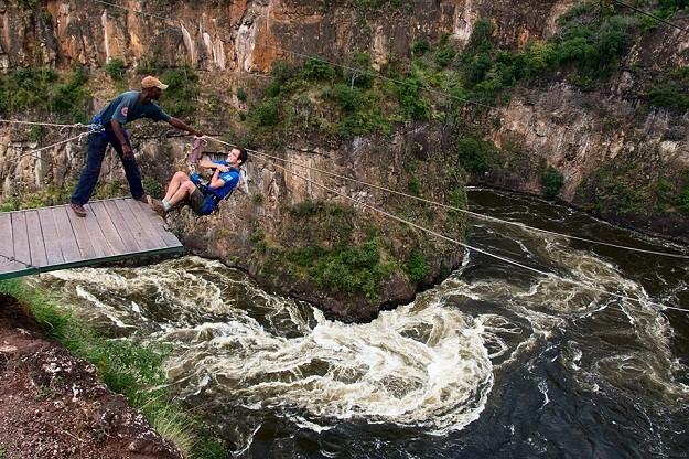 adventure activities in zambia
