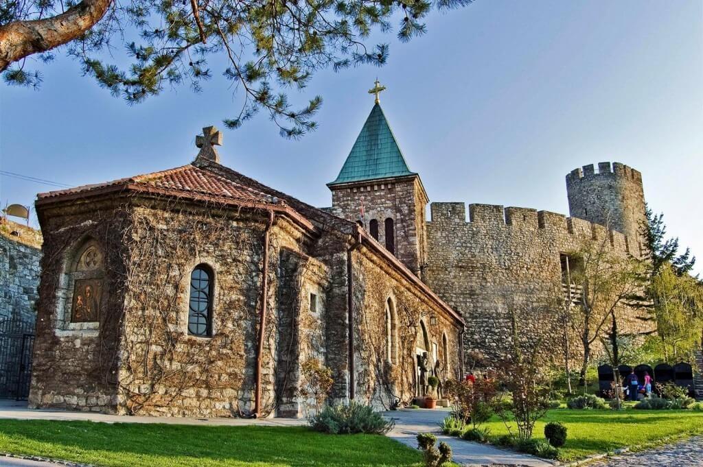 Belgrade's Kalmegdan