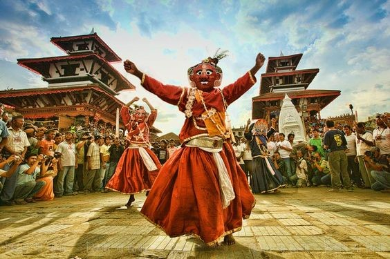 ethnic groups in nepal