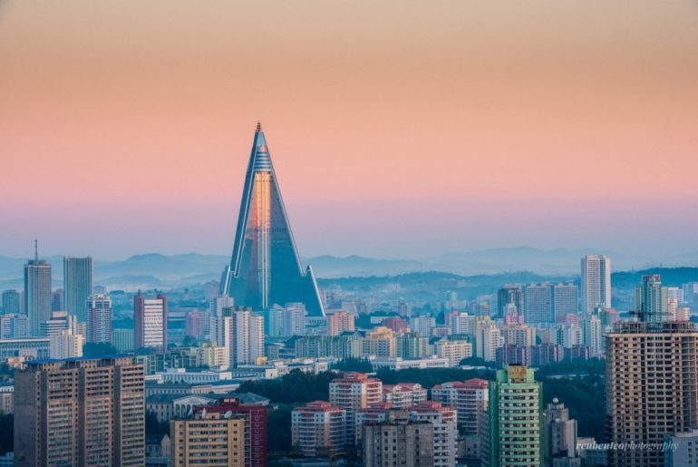 things to do in north korea