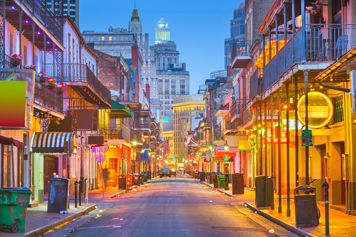 New Orleans: