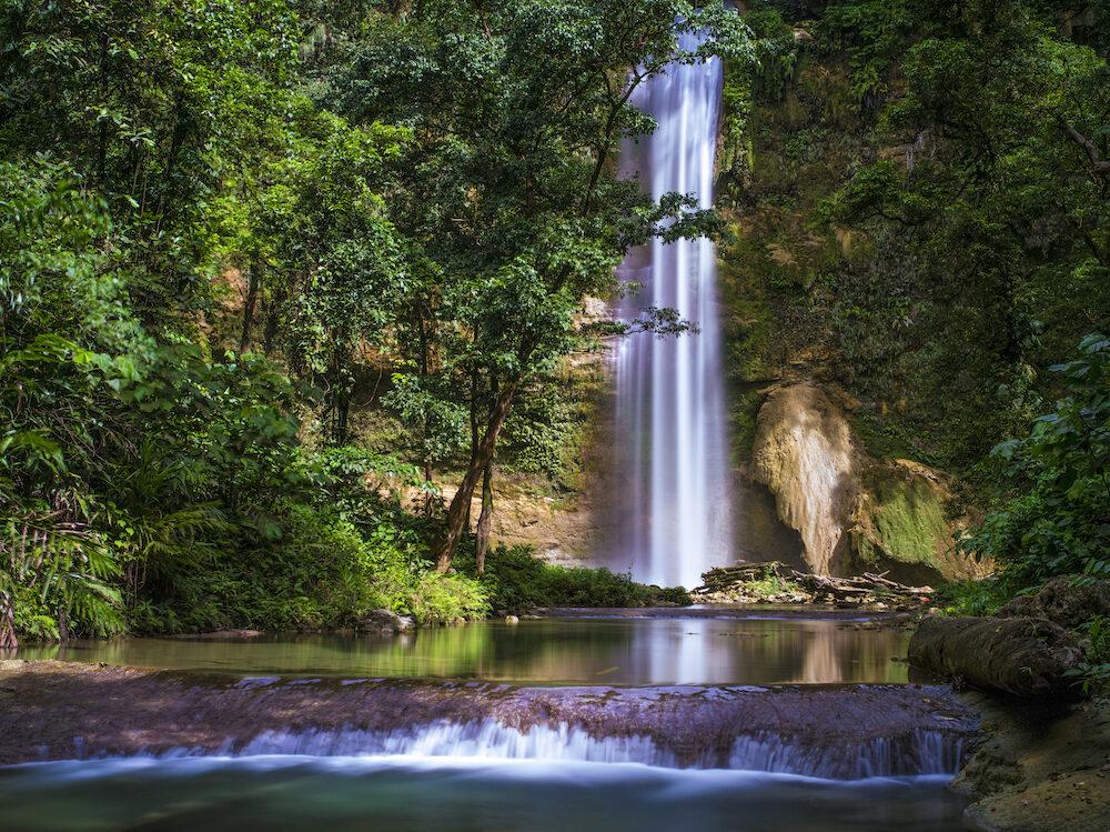 Tenaru Waterfalls