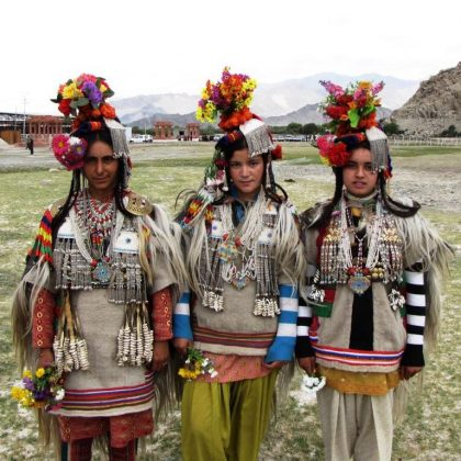 The Brokpas of Ladakh