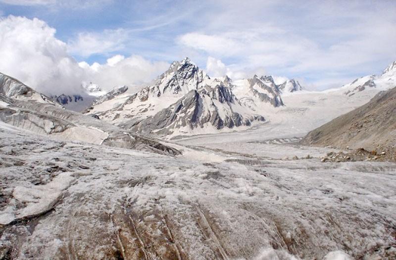 Khatling Glacier Trek