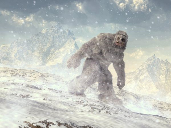 Hidden in the Himalayas: A mythical creature called the Yeti - OnHisOwnTrip