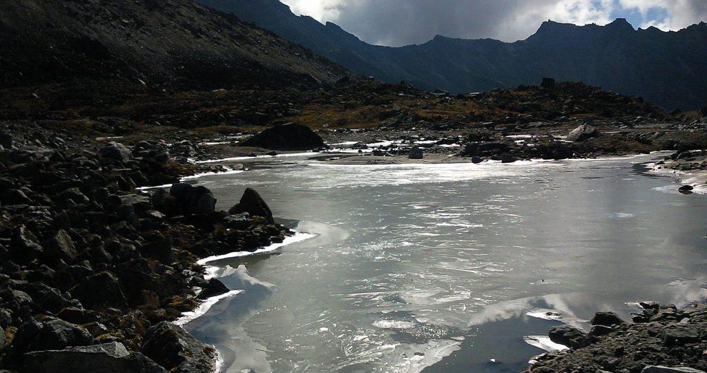 Rathong Glacier Trek