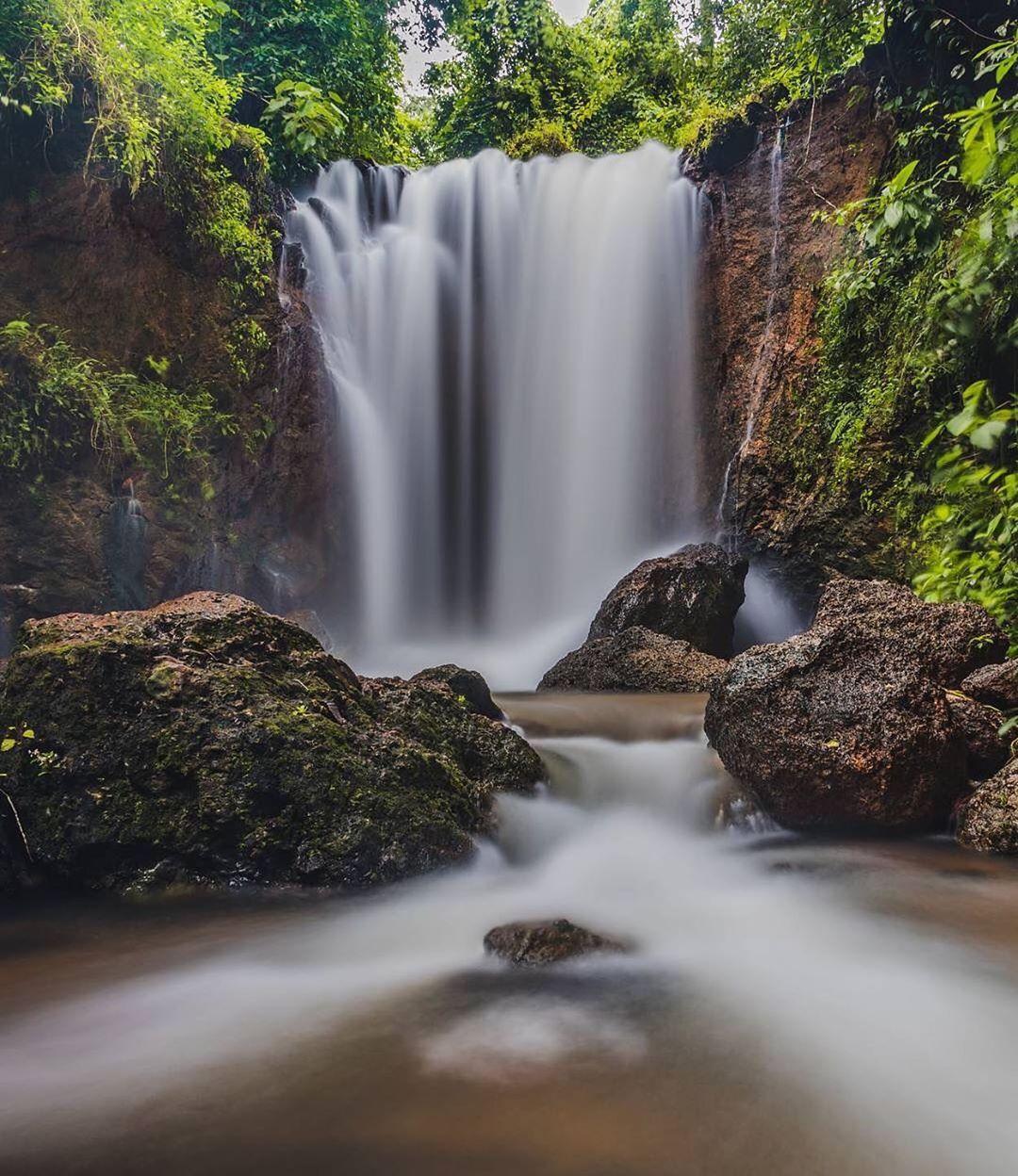 Kesarval Waterfalls