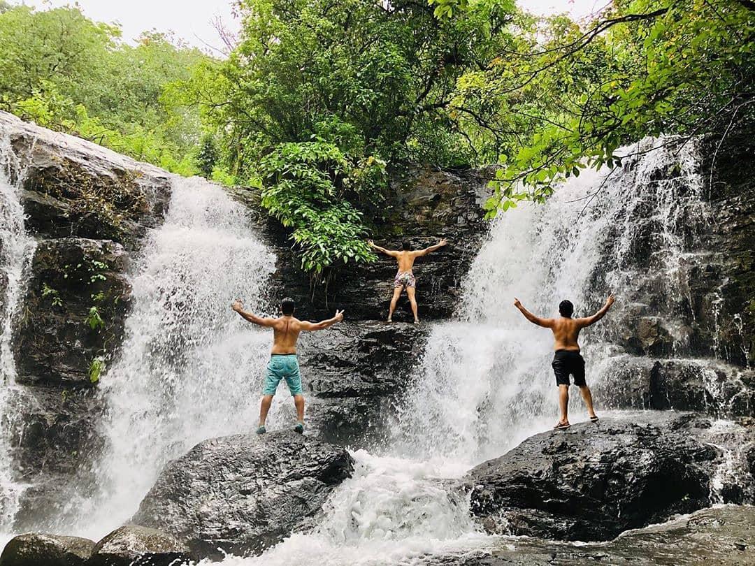 Charavne Waterfall