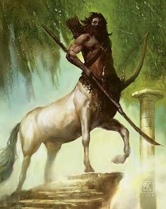 3)Centaurs