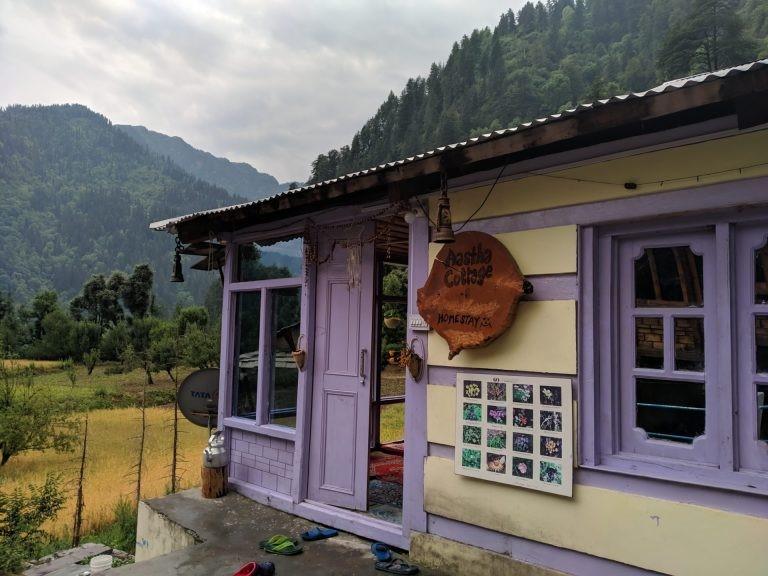 homestays in sainj valley