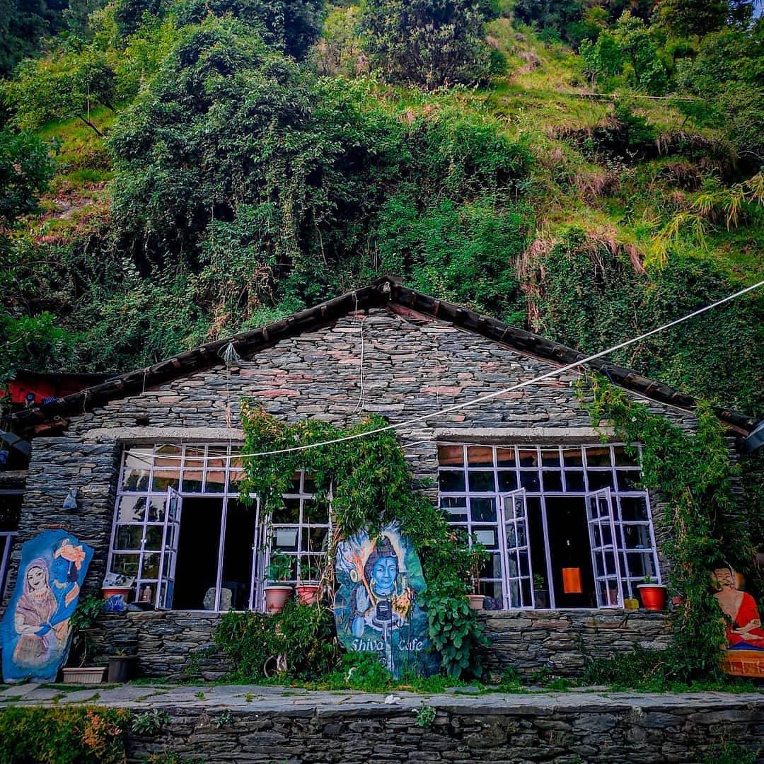 Shiva Cafe Dharamshala