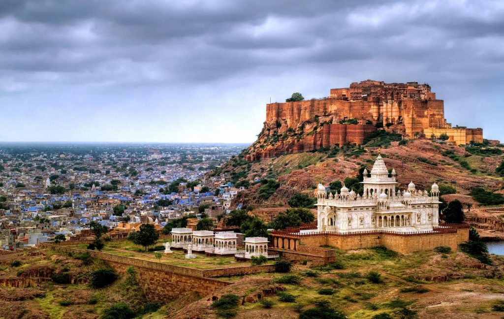 Seven Beautiful Palaces Converted Into Hotels In Rajasthan