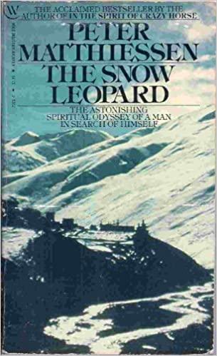 Snow Leopard Peter Matthiessen