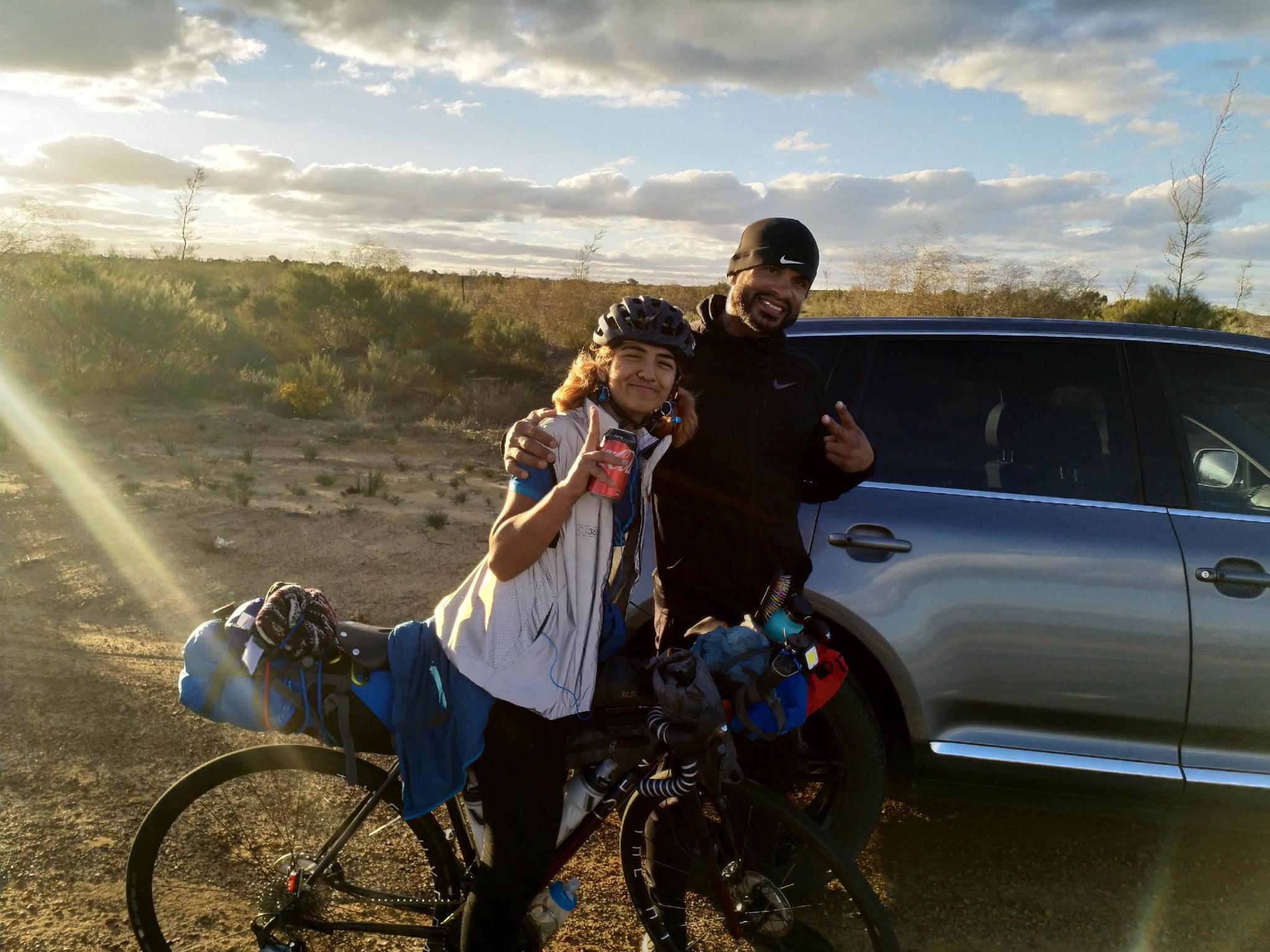 Vedangi Kulkarni about kindness on the road