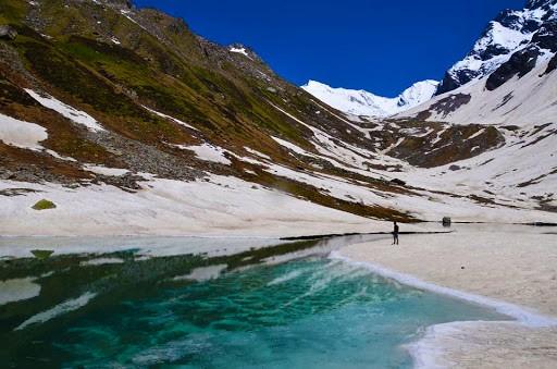 Chandrahan Lake Trek