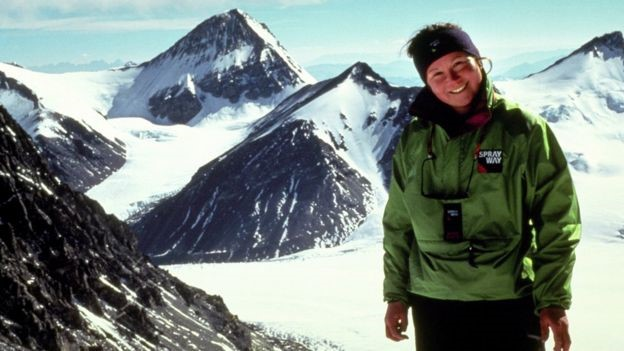 notable climbs of Alison Hargreaves