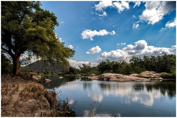 4)Crocodile River, South Africa