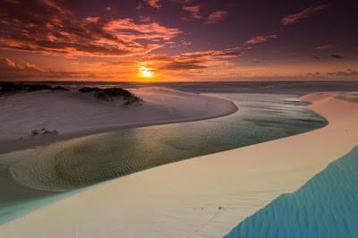 beache sin brazil