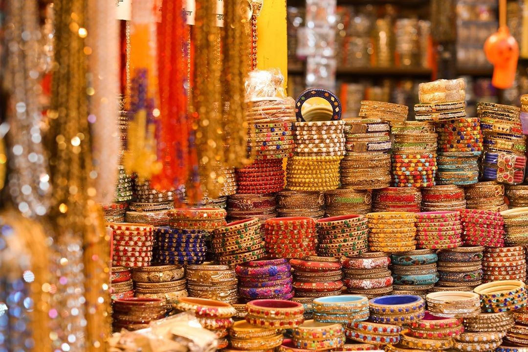 pushkar local market