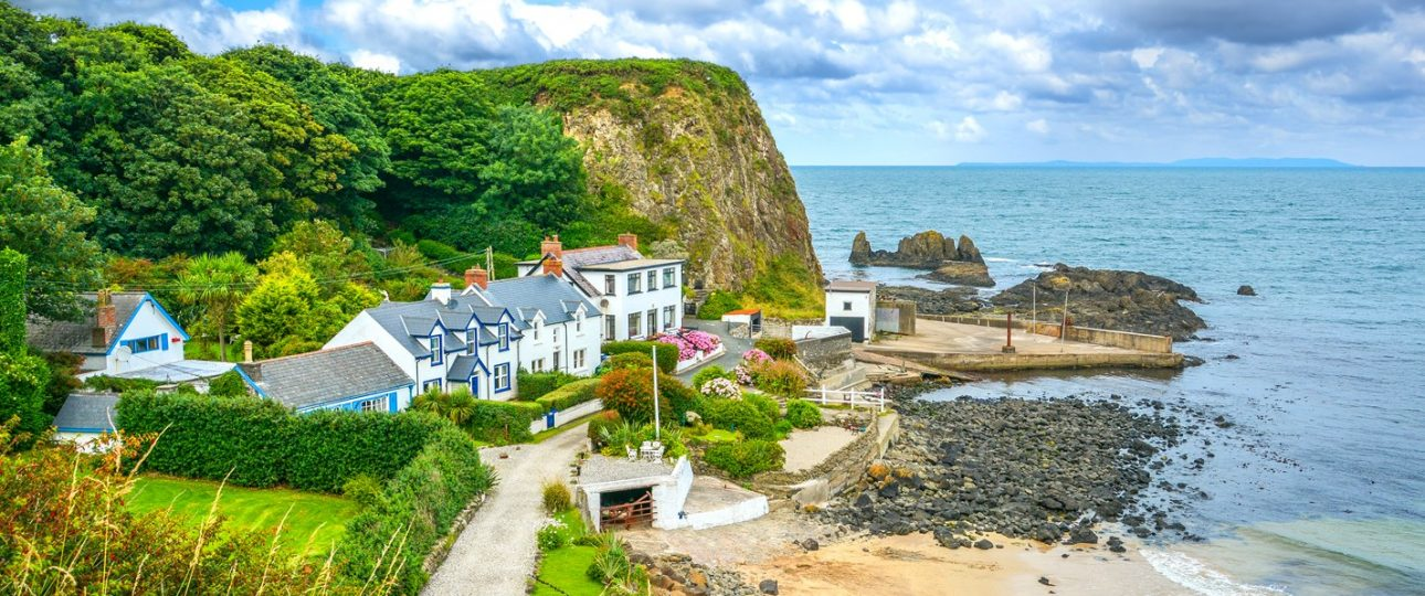 five places in northern ireland