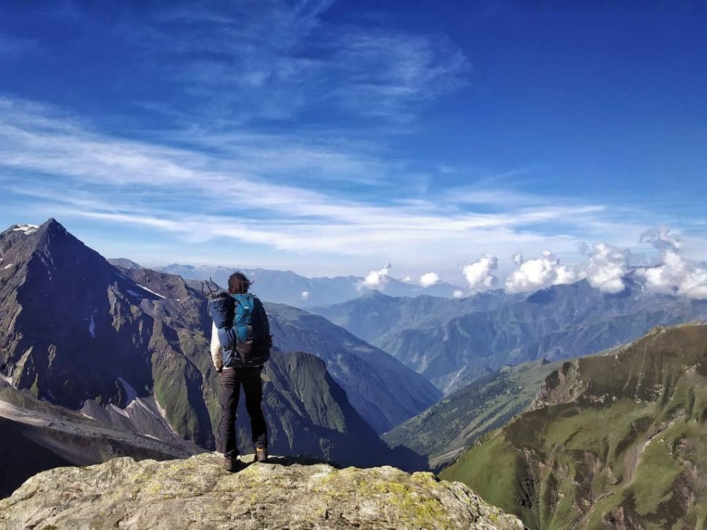 Kalicho Pass Trek: An Adventurous Trek in the Pir Panjals of Himachal