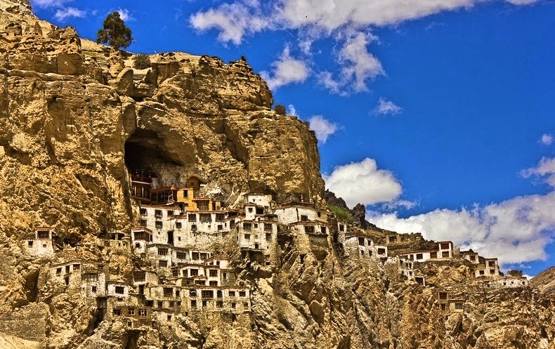 Zanskar's Gorgeous Phuktal Monastery Trek: Legends, folklore and more
