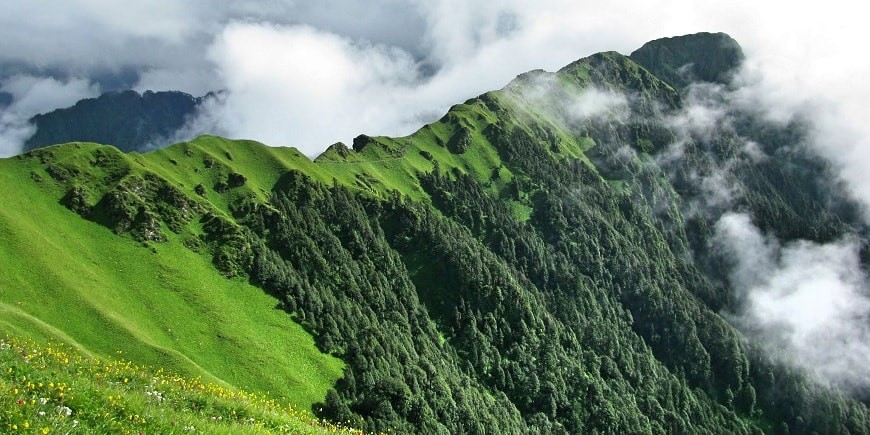 Short Yet Oh So Scenic Treks in Uttarakhand: Panwali Kantha