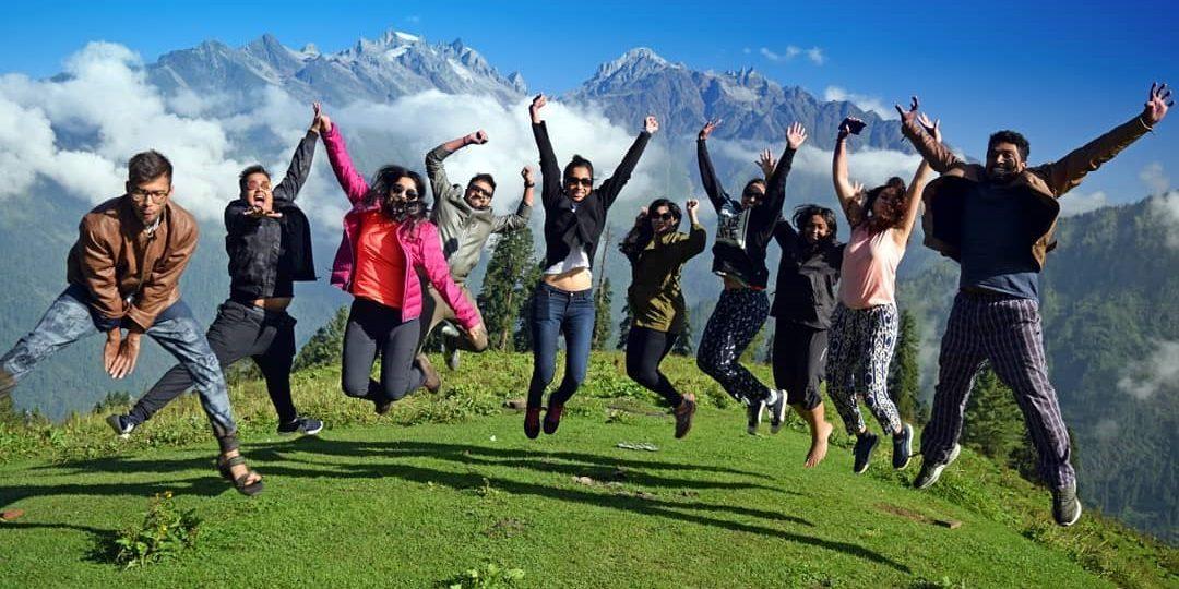 best group treks in india