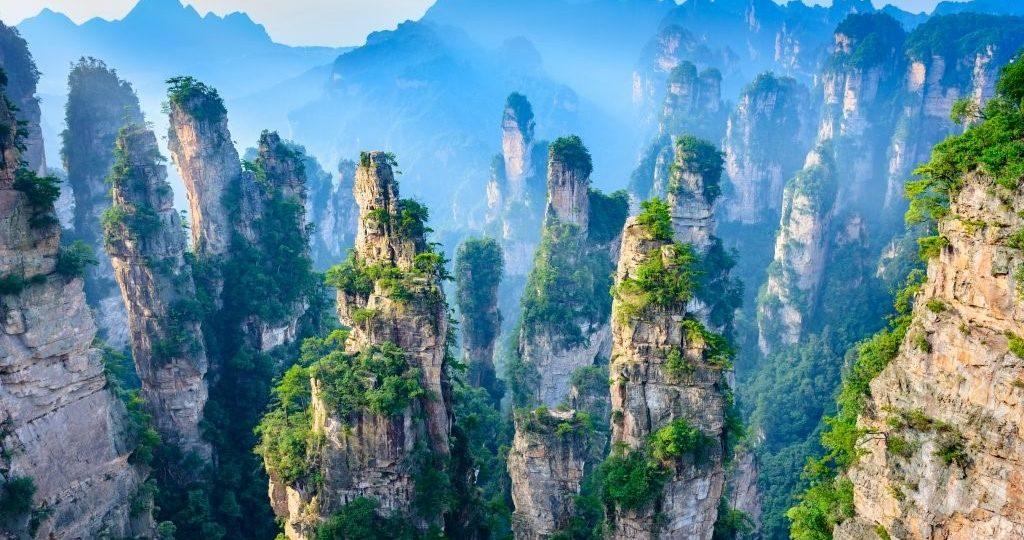Zhang Jia Jie National Forest