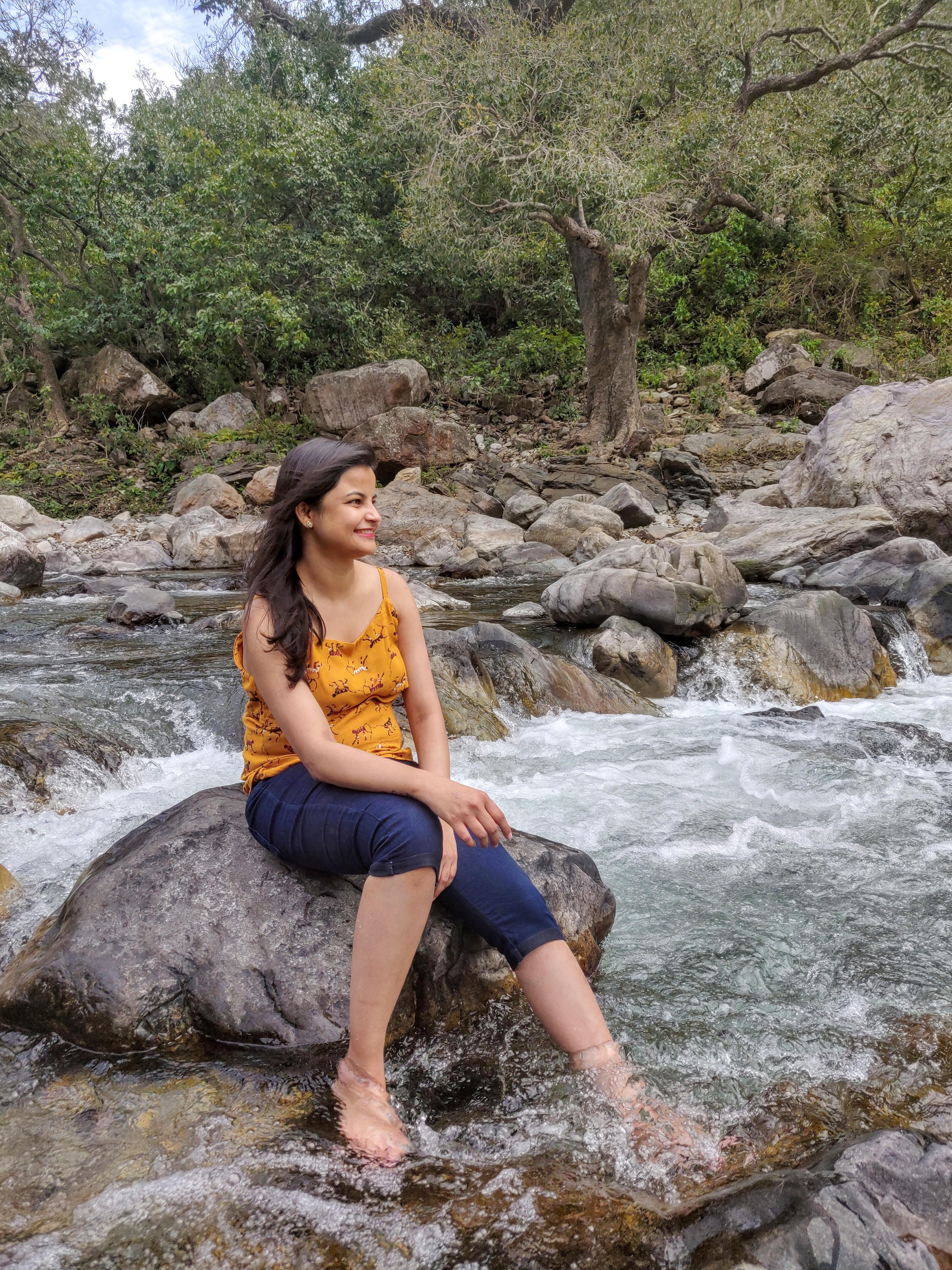 Rishikesh Riverside