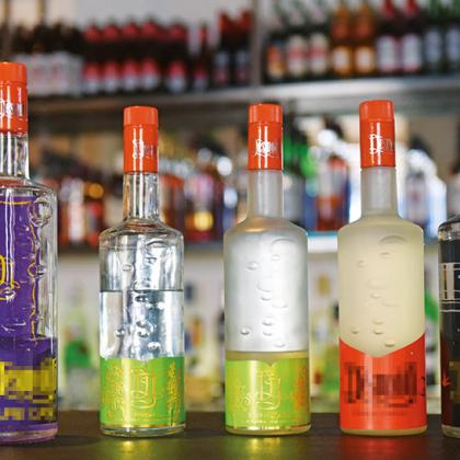 local alcohol in india