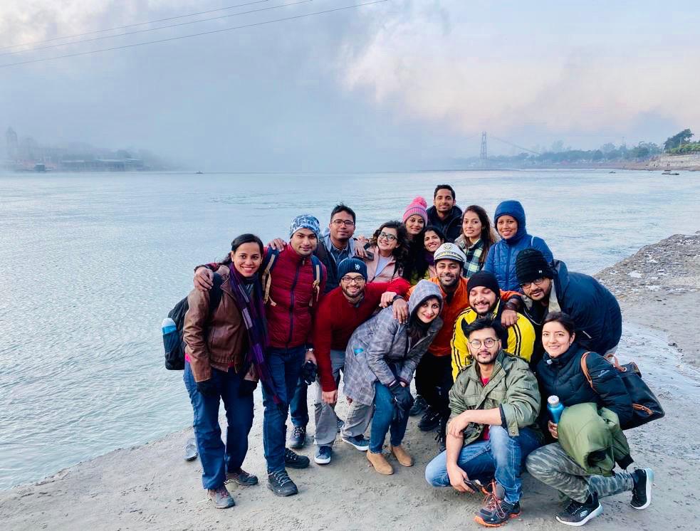 Rishikesh Group Trips