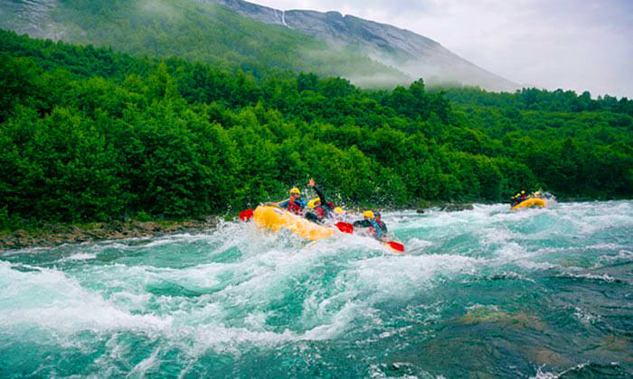 Rafting Packages for Rishikesh