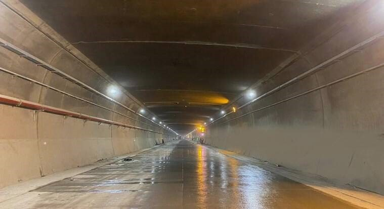 longest highway tunnel