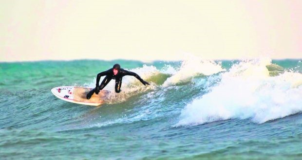 best surfers in India