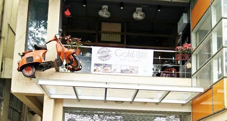 Moto Store and Café, Bangalore